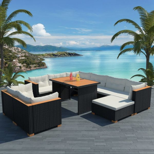 10x Outdoor Lounge