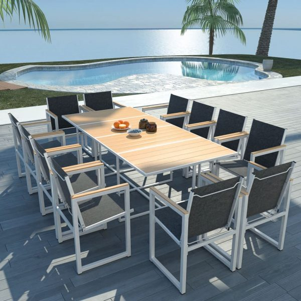 13x Outdoor Dining Set