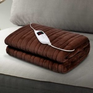 Electric Throw Blanket